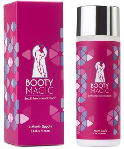 booty magic butt enhancement cream