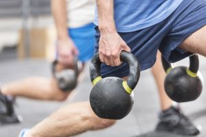 kettlebells for butt dimples