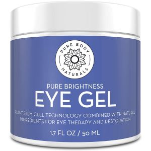 pure body naturals eye gel
