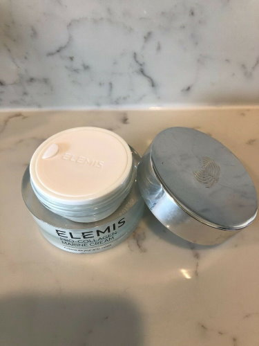 elemis face lotion open