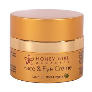 Honey Girl Organics Face & Eye Lotion