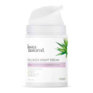insta natural night cream