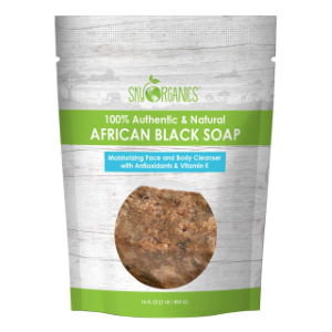 Sky organics authentic African black soap