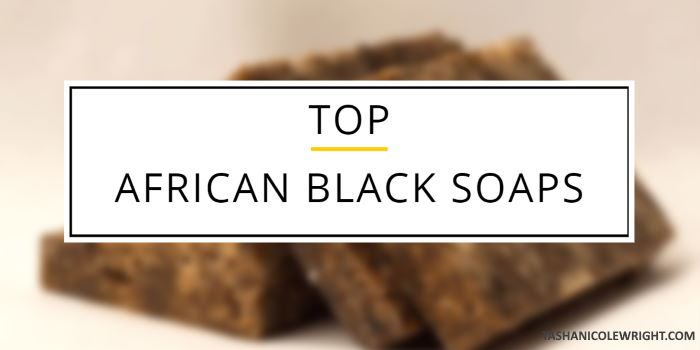 top african black soaps header