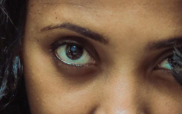 Tasha's eyes